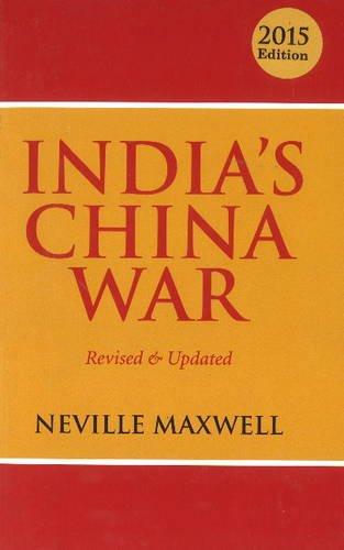 9788181582508: India's China War