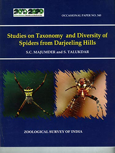 Studies On Taxonomy And Diversity Of Spiders: S.C. Majumder, S.