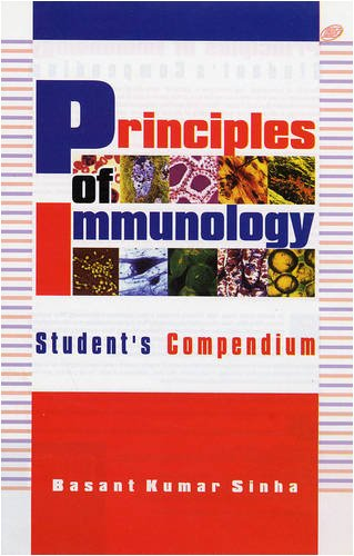 9788181891198: Principles of Immunology