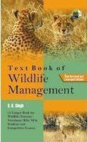 Text Book of Wildlife Management: Singh S.K.