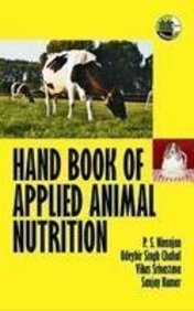 9788181894922: Hand Book of Applied Animal Nutrition