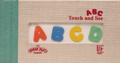 9788181901217: ABC Touch and See: Tactile Picture Book