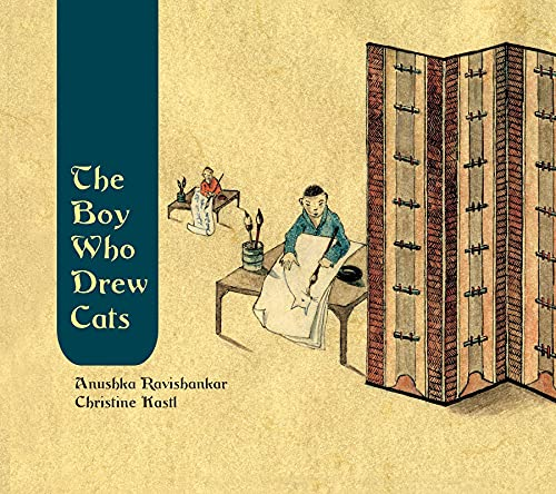 The Boy Who Drew Cats (Karadi Tales): Ravishankar, Anushka