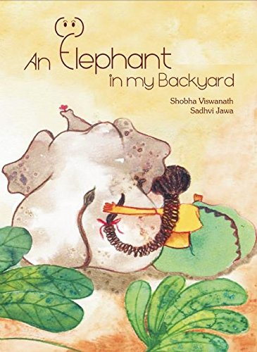 9788181902405: An Elephant in My Backyard (Karadi Tales)