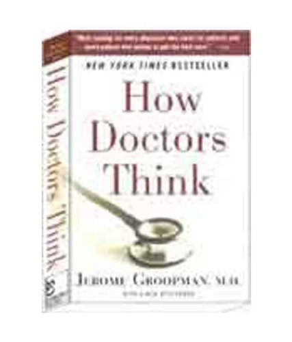 9788181930514: How Doctors Think