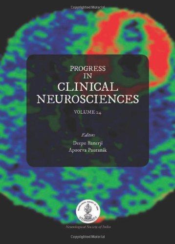 9788181930552: Progress in Clinical Neurosciences, Volume 24