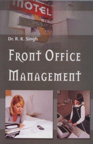 Front Office Management: Singh Raj Kumar