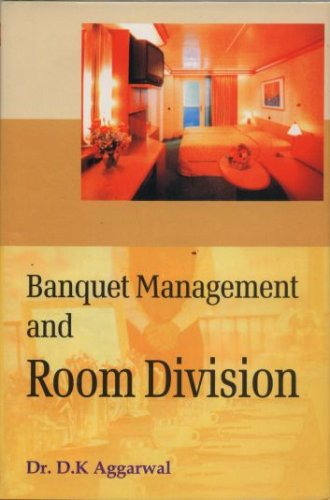 9788182040267: Banquet Management and Room Division
