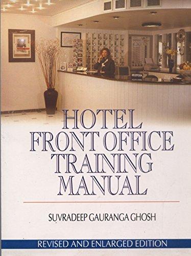 hotel front office training - AbeBooks