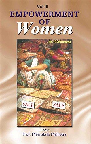 Empowerment of Women (Women In Rural Development), Vol. 3: Meenakshi Malhotra