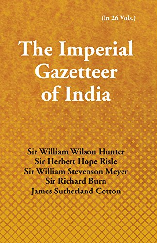 The Imperial Gazetteer of India : The: The Authority Of