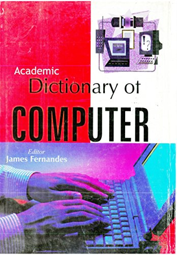 9788182051935: Dictionary of Computer
