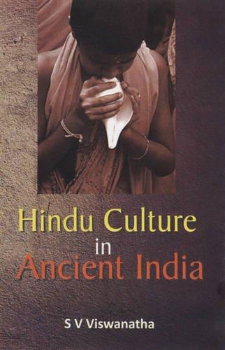 Hindu Culture in Ancient India: S.V. Vishwanatha