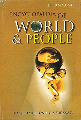 Encyclopaedia of World And People, Vol. 5: Harold Shelton, G. K. Bucknall