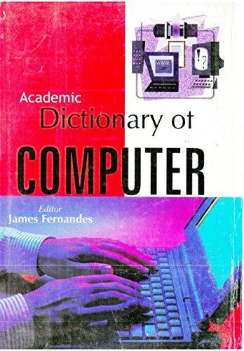 9788182055902: Dictionary Of Computer (Pb)