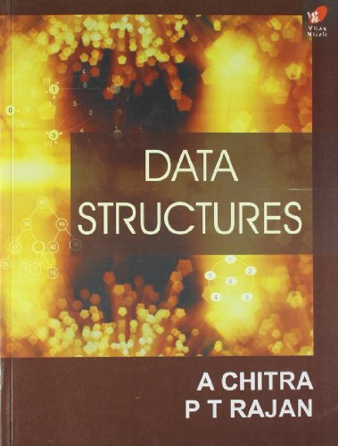 Data Structures: Ranjan P.T. Chitra A.