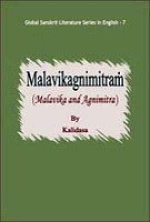 9788182200272: Malavikagnimitram (Malavika and Agnimitra)