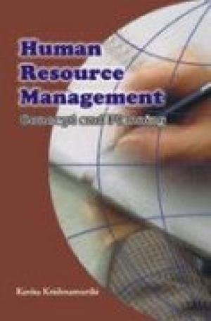 Human Resource Management: Concept and Planning: Kavita Krishnamurthi