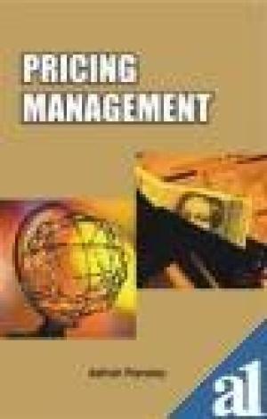 Pricing Management: Ashish Pandey