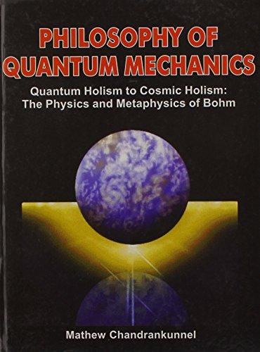 Philiosophy of Quantam Mechanics: Chandrankunnel, M.