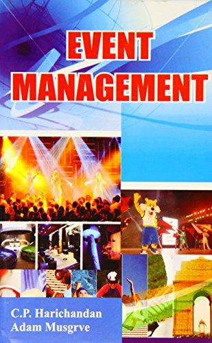 Event Management: C.P. Harichandan & Adam Musgrave