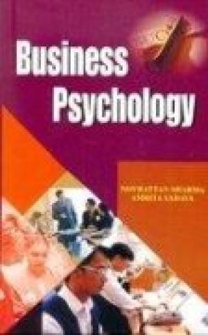 Business Psychology: Rattan Sharma & Amrita Yadava (Eds)