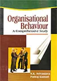 9788182203365: Organisational Behaviour: A Comprehensive Study