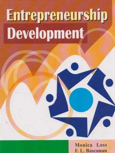 Entrepreneurship Development: F.L. Bascunan,Monica Loss