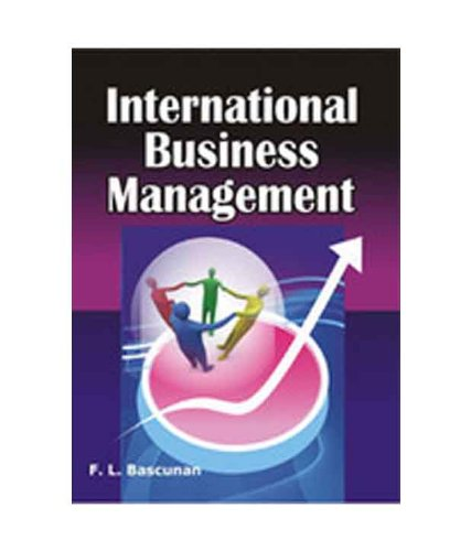 9788182204041: International Business Management