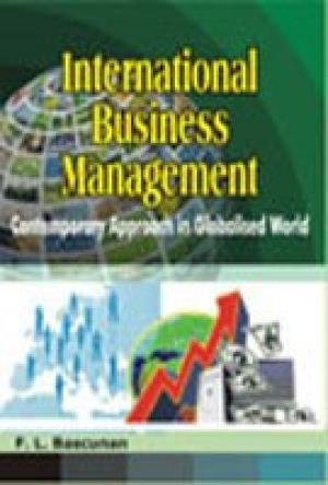 9788182204058: International Business Management: Contemporary Approach to Globalised World