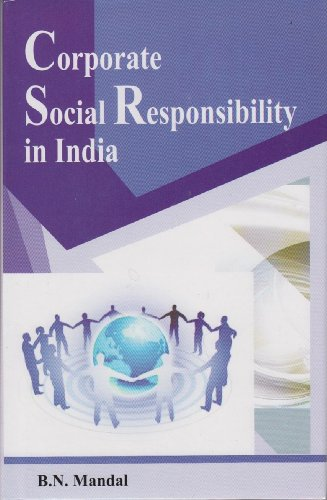 Corporate Social Responsibility in India: B.N. Mandal