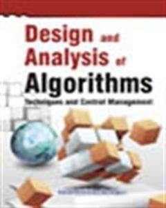 Design and Analysis of Algorithms: Techniques and: Kaushal Kishor Rastogi