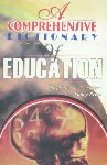 9788182470323: A Comprehensive Dictionary of Education