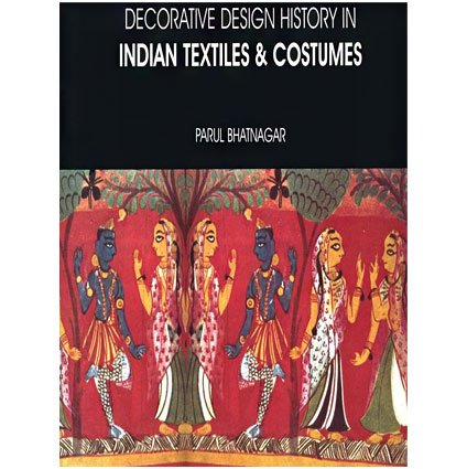 Decorative Design History in Indian Textiles and