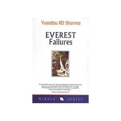 9788182500464: Everest Failures