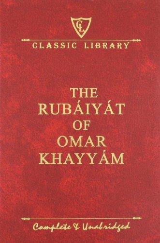 9788182520288: Rubaiyat (Classic Library)