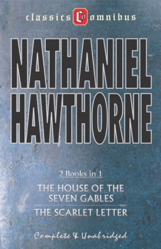 The house of seven gables book cover