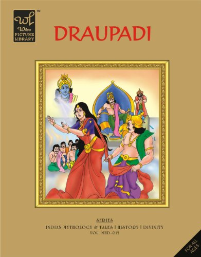 Draupadi (Wilco Picture Library): Tales, Indian Mythology