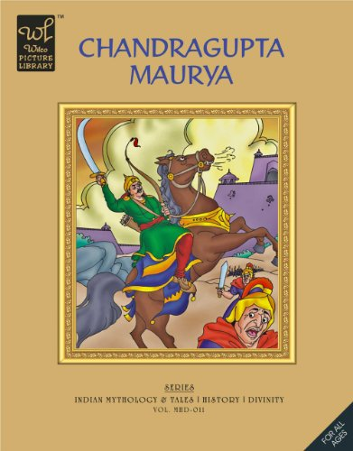 Chandragupta Maurya (Wilco Picture Library): Indian Mythology &