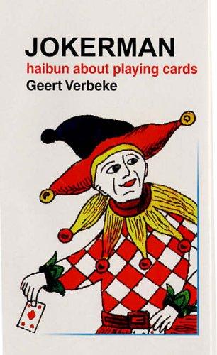 9788182530386: JOKERMAN Haibun About Playing Cards
