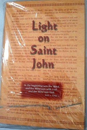 LIGHT ON SAINT JOHN: SINGH, MAHARAJ CHARAN