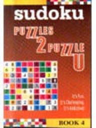 9788182741782: Sudoku: Puzzles 2 Puzzle U