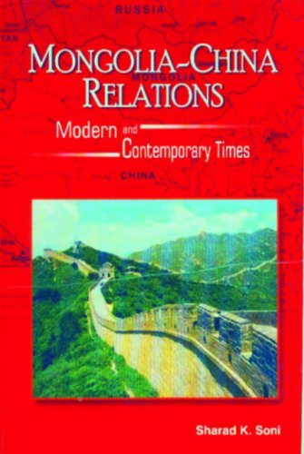 9788182741966: Mongolia-China Relations: Modern and Contemporary Times