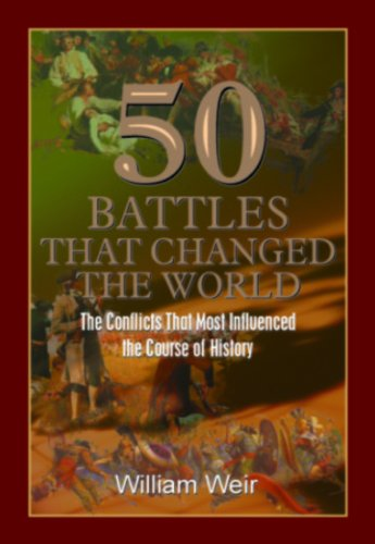 9788182743120: 50 Battles That Changed the World