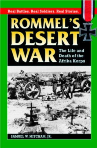 9788182743540: Rommel's Desert War