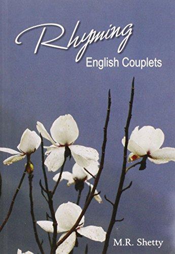 9788182743618: Rhyming English Couplets