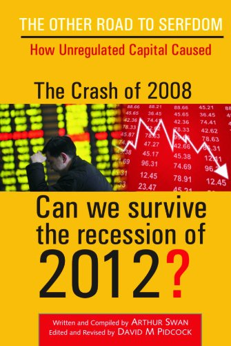 9788182743861: The Crash of 2008: How Unregulated Capital Caused it
