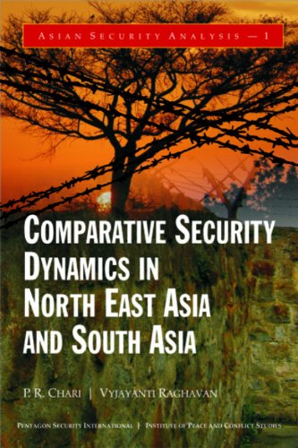 9788182744523: Comparative Security Dynamics in North East Asia and South Asia