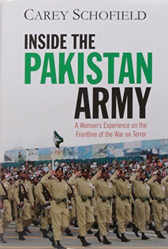 9788182745636: Inside the Pakistan Army