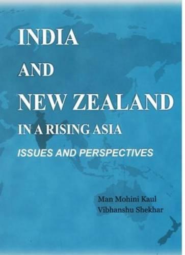 India and New Zealand in a Rising: Shekhar Vibhanshu Kaul